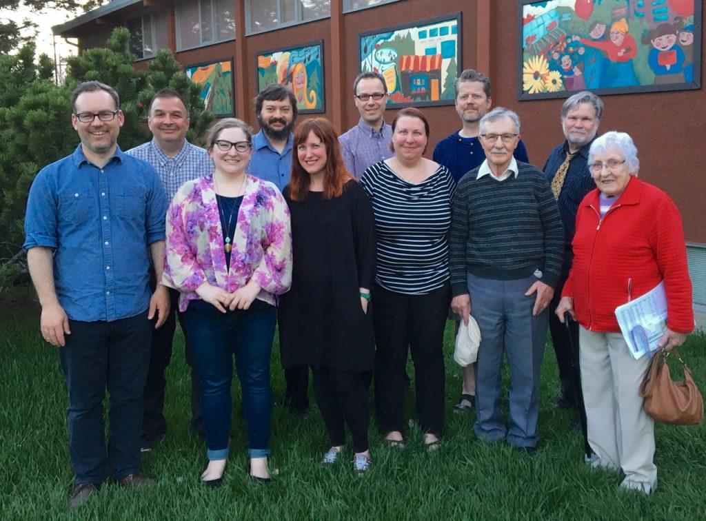 Bellevue Community League Board of Directors 2017-2018