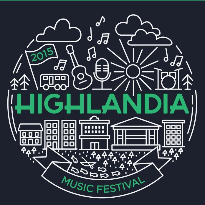 Highlandia Poster
